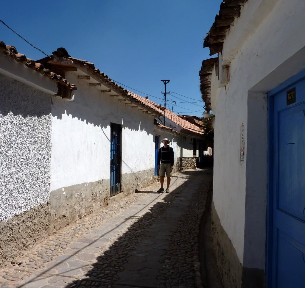 Ruelle du Cuzco